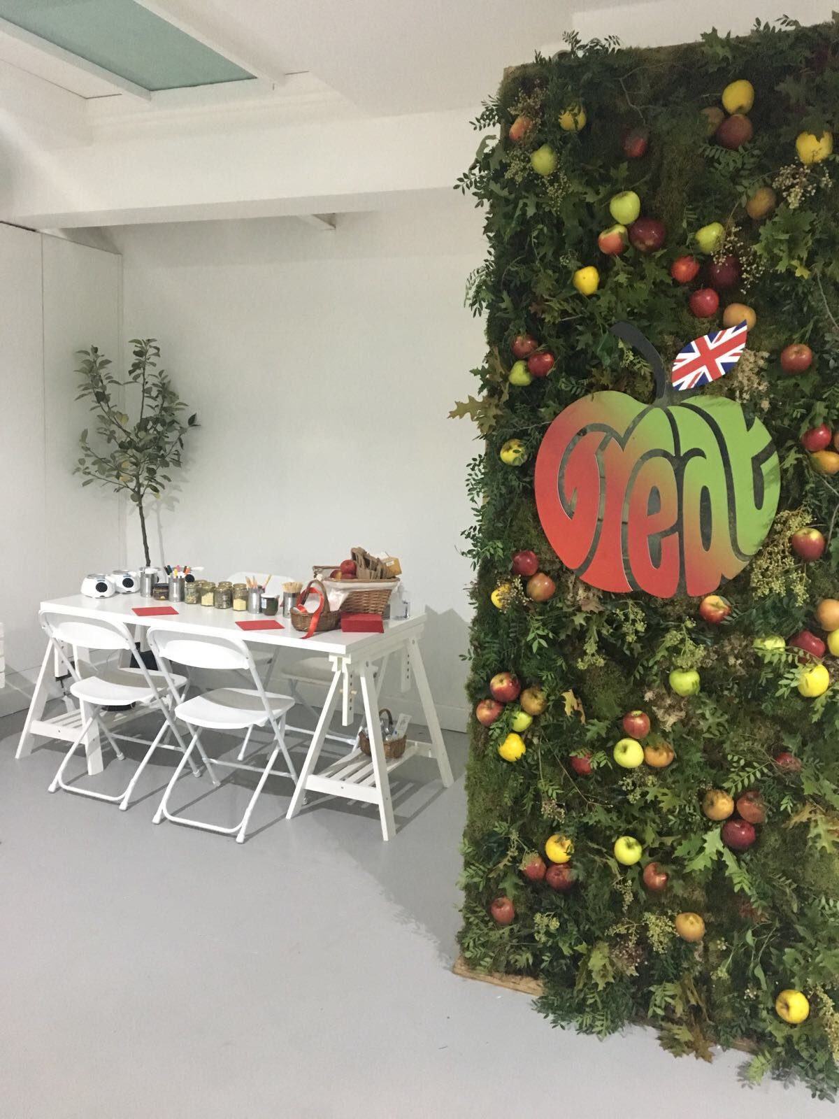 the great british apple store at covent garden fullcircle